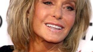 Filmre vette haldoklását a gyönyörű színésznő