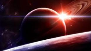 Jéggé fagyott a bolygó légköre