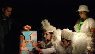 Színházi biennálé Kaposváron