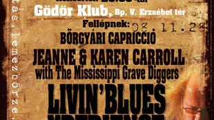 Bluesfesztivál a Gödörben