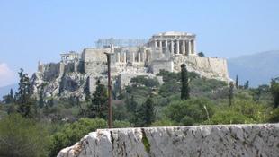 Félezer köbméter márványból restaurálták az Akropoliszt