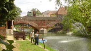 Felújították a Kapus-hidat