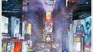 Csoda New Yorkban: egy kristálygömb mutat a jövőbe
