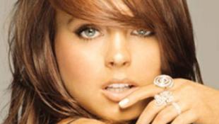 Ismét piál Lindsay Lohan