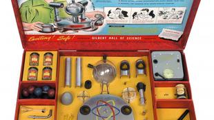 Radioaktív anyaggal játszottak a gyerekek