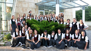 Magyar gyerekek elsöprő sikere Svájcban