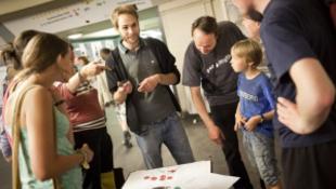 Őrült németek játszótérré varázsolják a Nyugatit