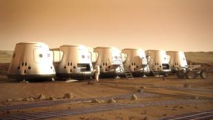 Magyar fiú készül a Marsra