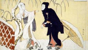 Készséges nindzsa segített a bajba jutott hölgyön