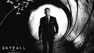 Tarolt az új James Bond-rész