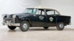 Múzeumba került a  gyilkos autója
