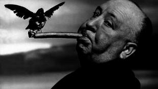 Alfred Hitchcock, a halhatatlan