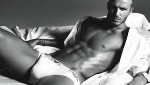Végre: már Beckham is beszél a magyar modellel való románcról
