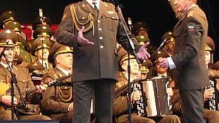 Bevonul Magyarországra az orosz hadsereg