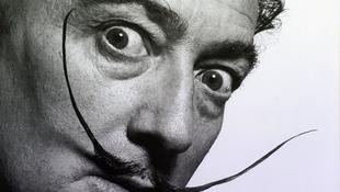 Salvador Dalí méhen belüli születése