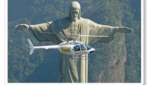 A világ legnagyobb Krisztus-szobrát építi meg egy pap