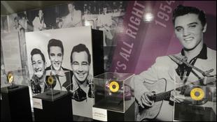 Lenyomatok Elvis Presley korai éveiről