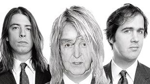 Paul McCartney helyettesíti majd Kurt Cobaint