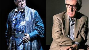 Woody Allennel dolgozik a világhírű tenor