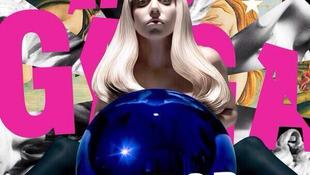 Lady Gaga új borítón Kínában