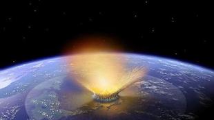 Máig tarthat az óriásmeteorit hatása?
