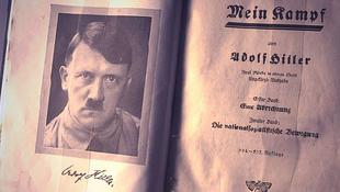 Milliókért vittek el egy dedikált Mein Kampfot