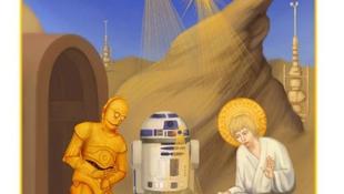 Ikonfestészet a távoli galaxisban