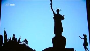 New York lenyűgöző árnyékvilága