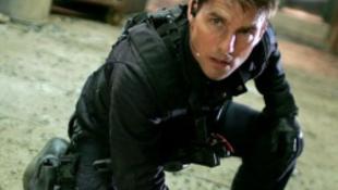 Tom Cruise Dubajban robbantgatna