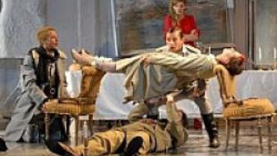 Tarolt a kolozsvári magyar színház