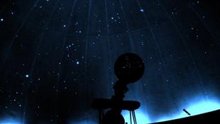 Az évszázad üstököse a Planetáriumban