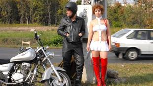 Szabó István és Bacsó Péter a Moszkvai Nemzetközi Filmfesztiválon
