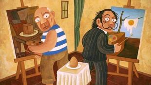 Nyilvánosságra kerültek a két művész levelei