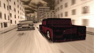 Elképesztő autósüldözés a városban (Videóval)