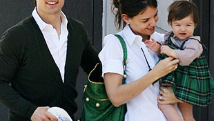 Tom Cruise és Katie Holmes még egy gyereket terveznek