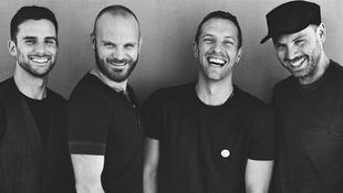 Szerelmi szellemtörténetek a Coldplay-től