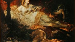 Elképesztő ár Kleopátráért