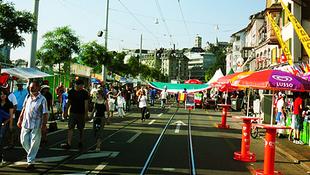 Foci, kánikula, Zürich