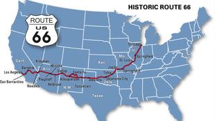 Történetek a 66-os úton