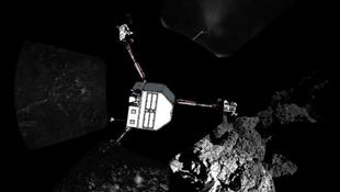 Szerves anyagot talált az üstökösön a Philae