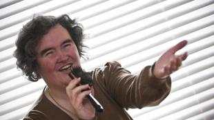 A sztárok mind Susan Boyle-t akarják