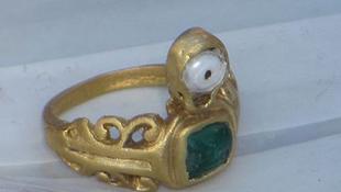 Szerencsehozó gyűrűt találtak a horvát városban