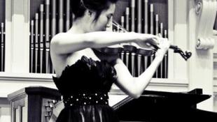 Budapesten lép fel a koreai hegedűs