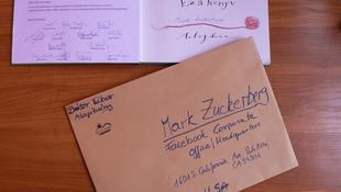 Magyar könyv megírásában segített Mark Zuckerberg