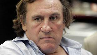 Hihetetlen, mire készül Gérard Depardieu