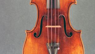 Ellopták a 300 éves Stradivarit