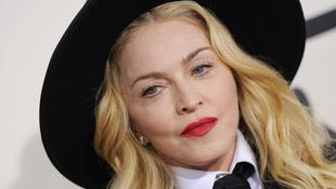 Újabb kiszivárogtatás miatt fő Madonna feje