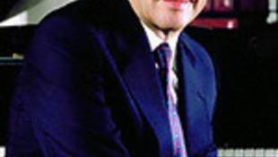Frankl Péter a Zeneakadémián