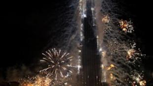 Bedöglött a lift a világ legmagasabb épületében