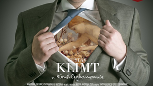 Klimt-kiállítás a Peleº-kastélyban
